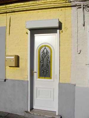 porte originale pour maison ancienne