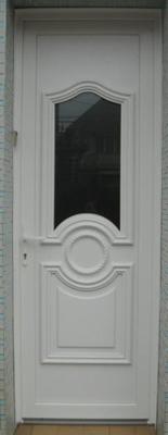 porte pour maison classique