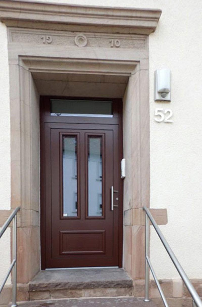 porte de belle demeure