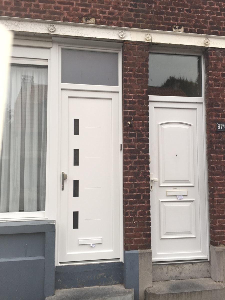 belles portes d'entree
