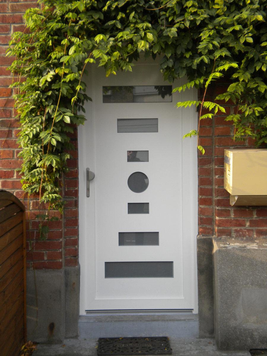 maison avec ouverture design