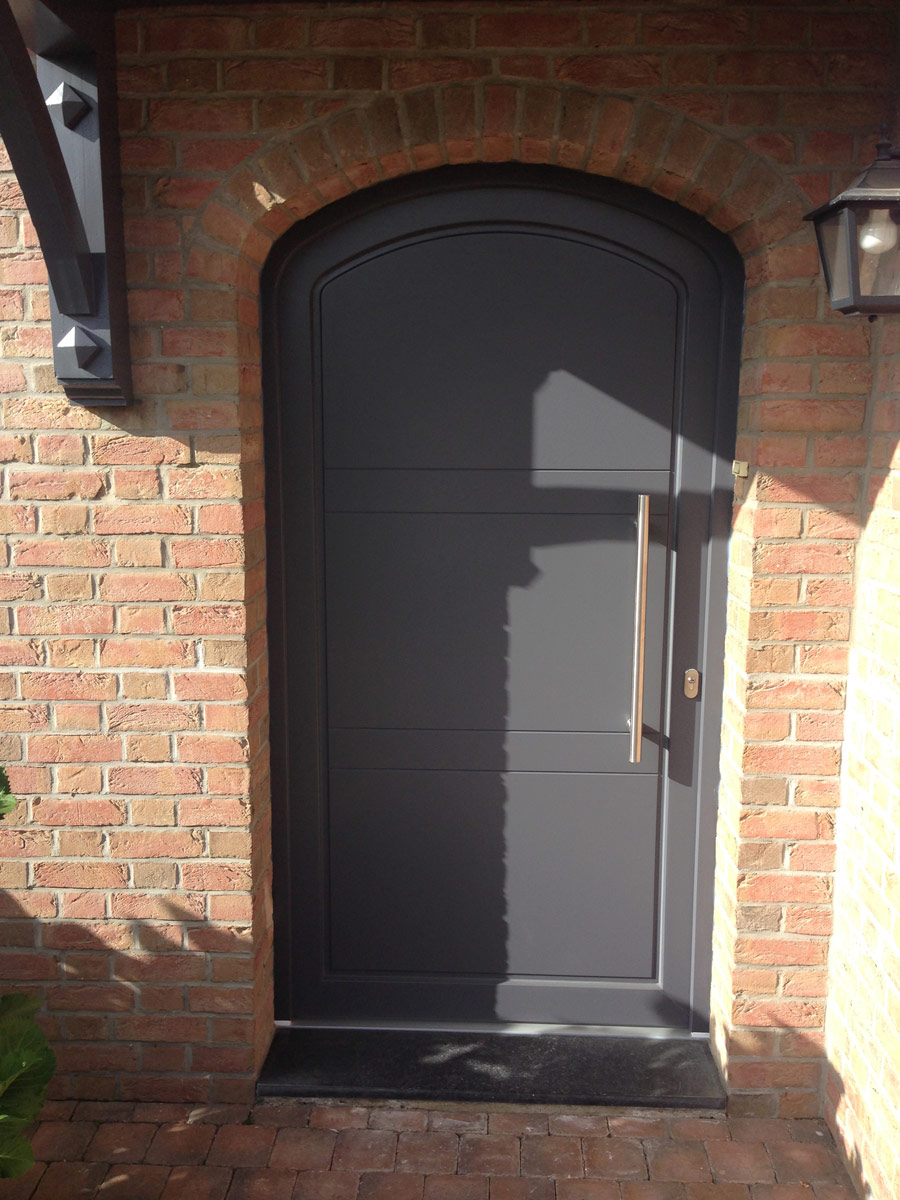 jointures des portes modernes