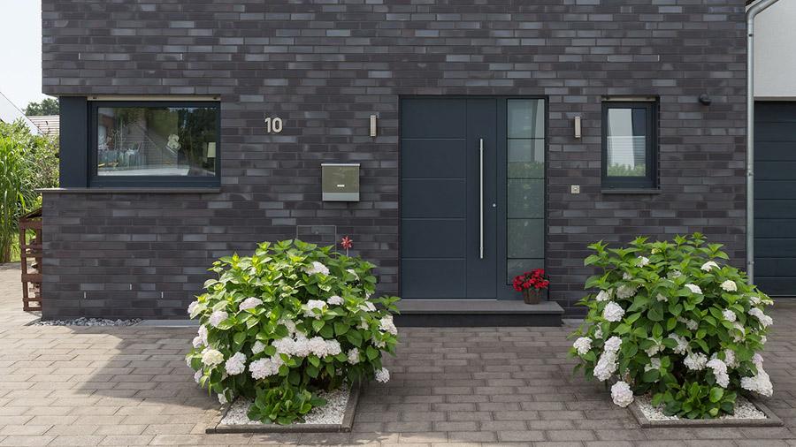 palier superbe de maison moderne