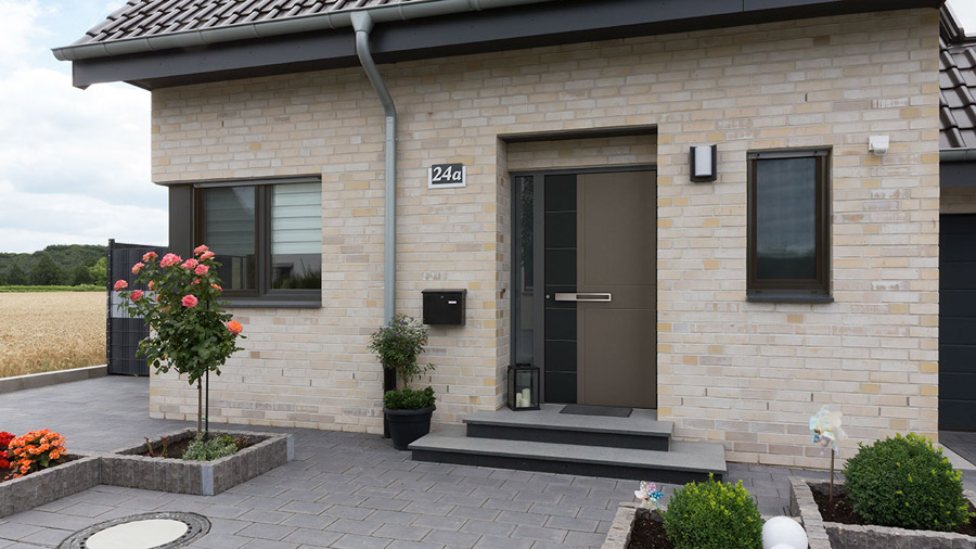ouverture maison d'architecte