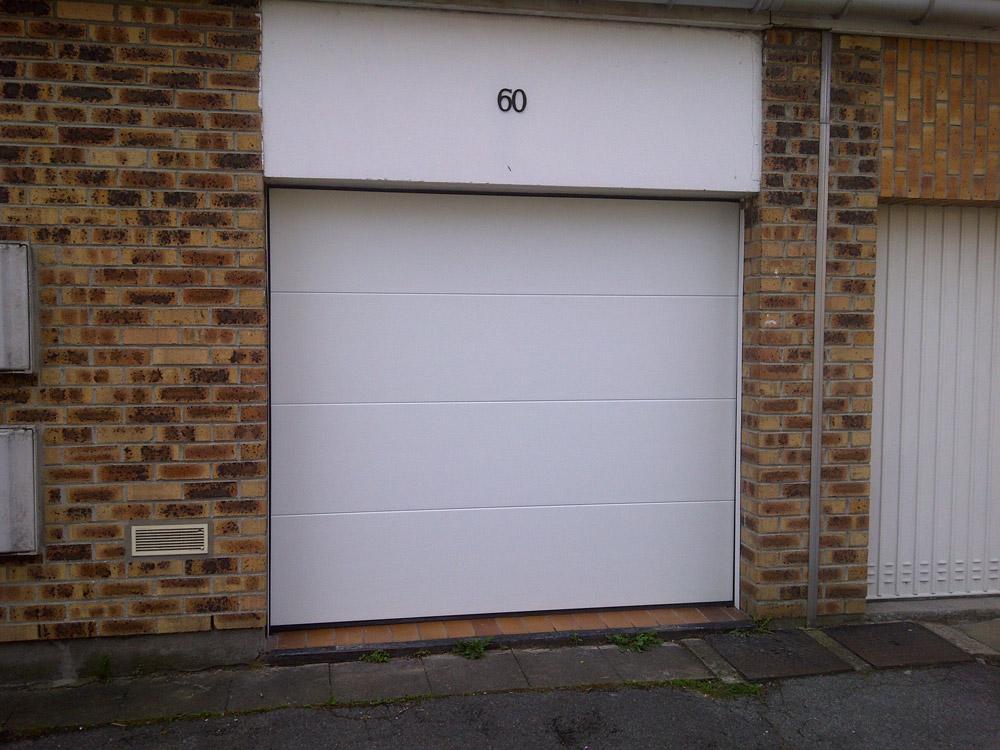 numéro 60 porte de garage