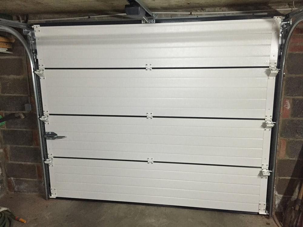 systeme d'ouverture d un garage