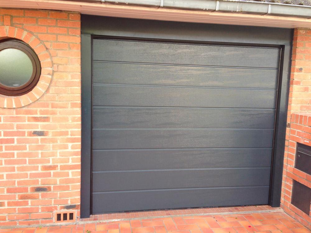 belle maison avec garage et ouverture boeuf