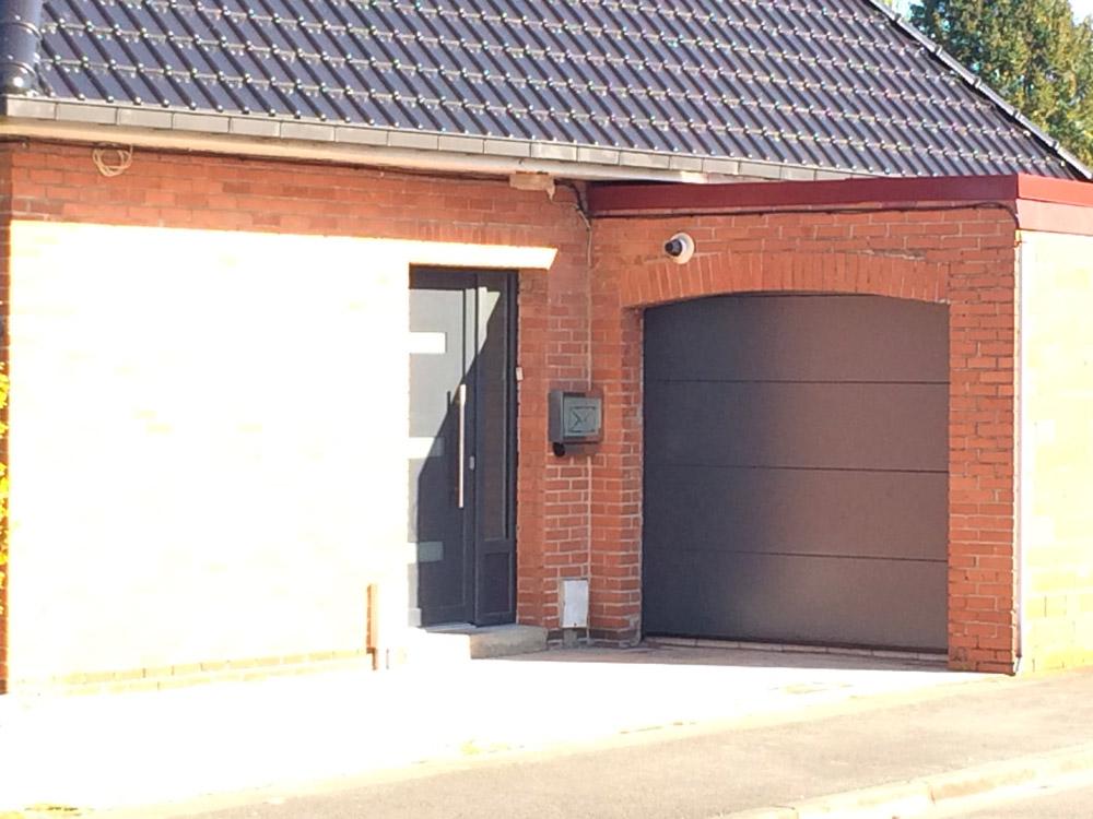 maison avec de nouvelles ouvertures