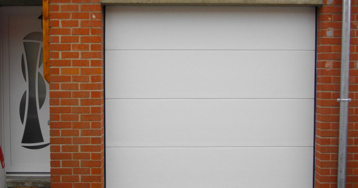 acheter porte de garage sectionnelle