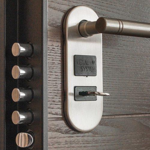 securiser une porte exterieure